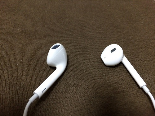 Apple EarPods with Remote and Mic(イヤホン部)