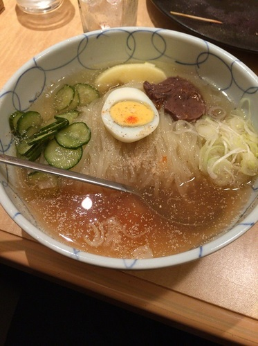 冷麺(小辛)